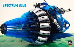 Spectrum Blue