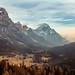 Cortina d'Ampezzo by Marcin Bambit