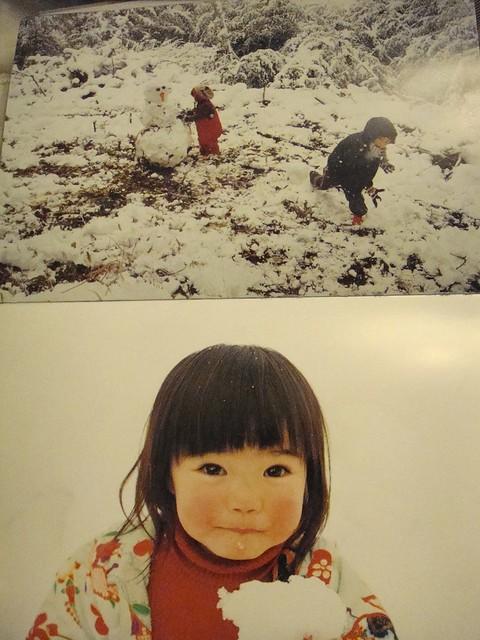 03 雪国的孩子,尝一尝棉花糖一般雪的味道