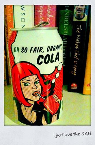 Organic cola?
