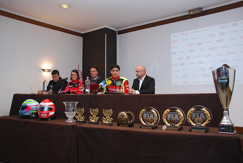 Presentación Team Vilariño 2013