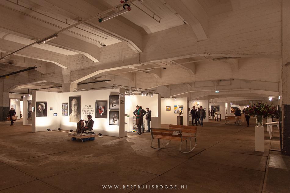 art in the warehouse tentoonstelling indruk fenixloods