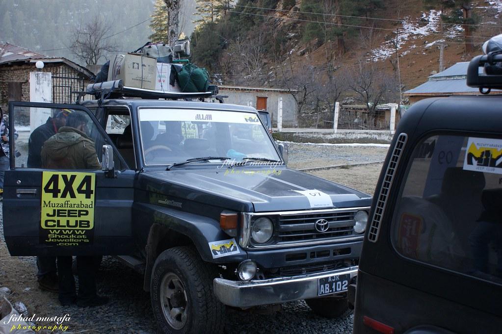 Muzaffarabad Jeep Club Neelum Snow Cross - 8469298638 cc1c01c6d4 b
