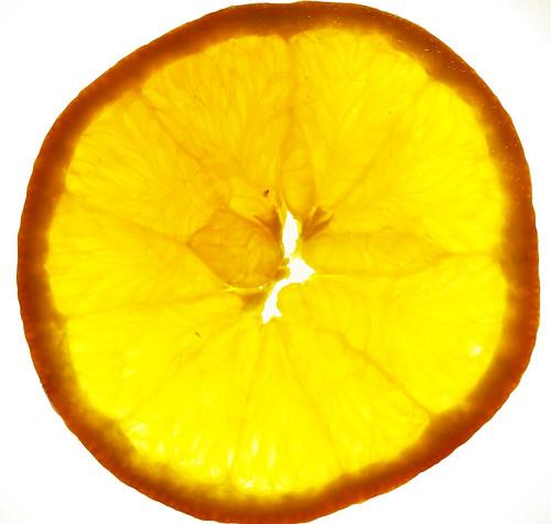 Day # 43. Orange light