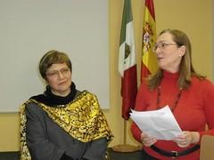 """Participación mexicana en la inauguración de la exposición, """"2012 El año de las Profecías Mayas en Budapest"""""""