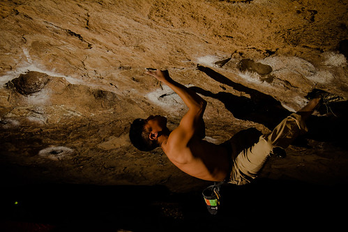 Paul working Baby Martini (V6)