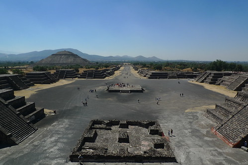 Teotihuacan - Mexico City (D.F.) - Mexico