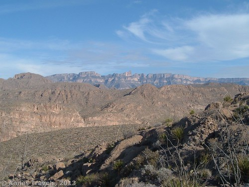 Along the Telephone Canyon Trail, Big Bend National Park, Texas