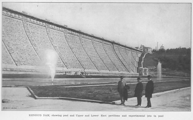 Report 1917 Dam Face