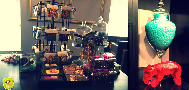 Curios Candy by Cynthia Rowley - store display