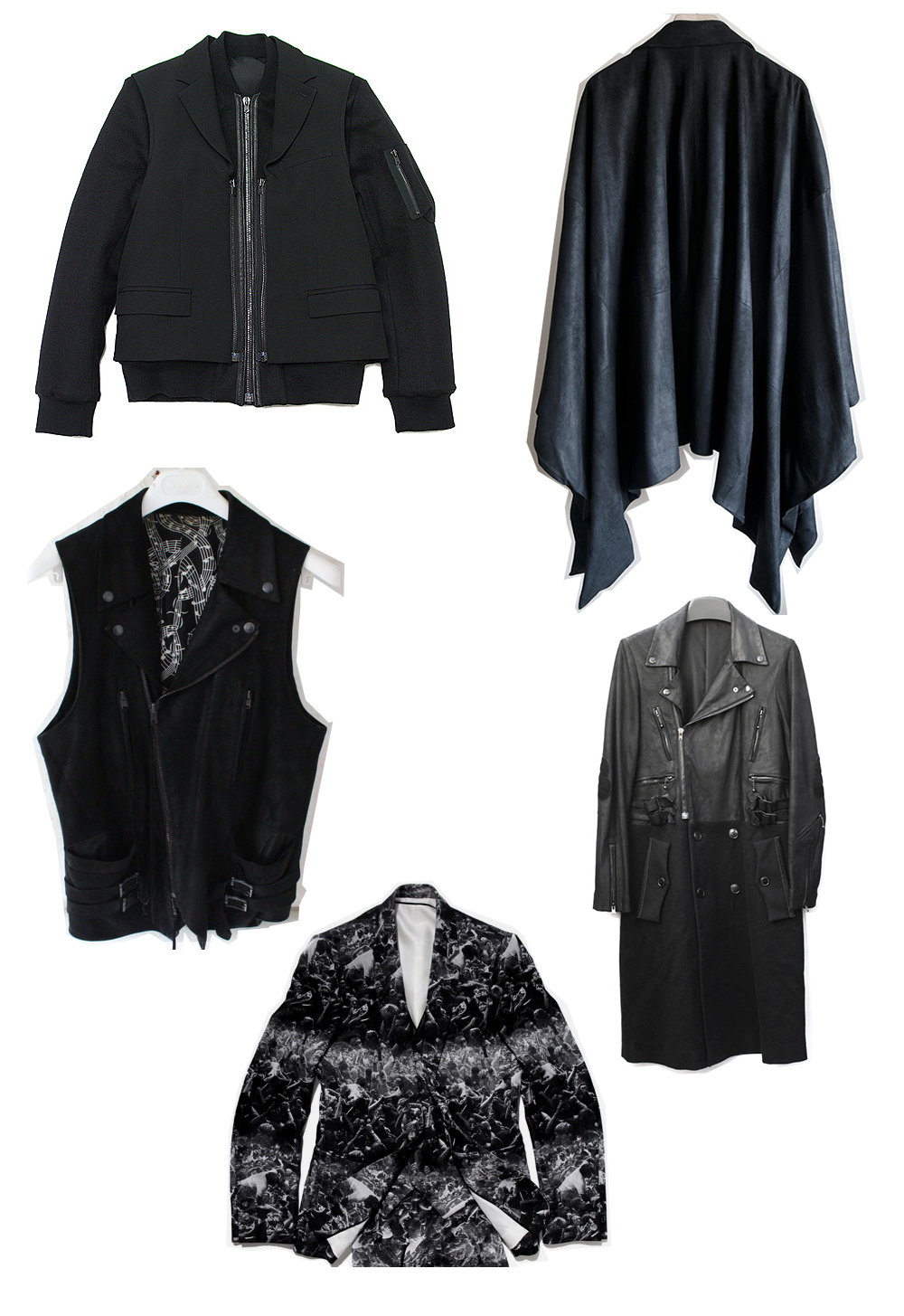 Tuukka13 - Inspiration - Number Nine Jackets - Mood Board - 3