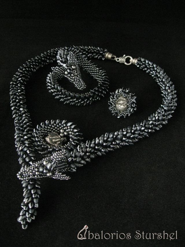 Conjunto dragon web