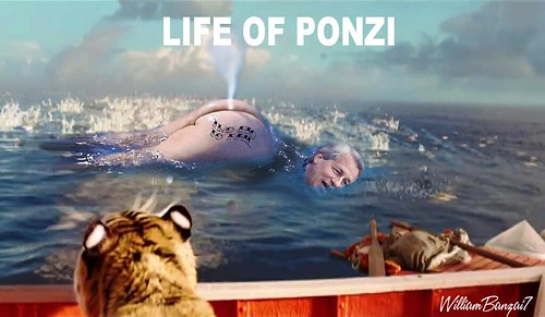 LIFE OF PONZI by Colonel Flick/WilliamBanzai7