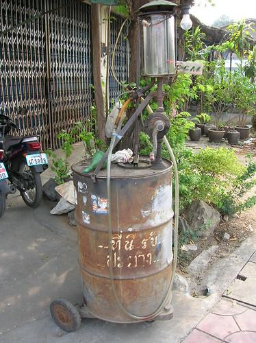 Petrol Pump Thailand