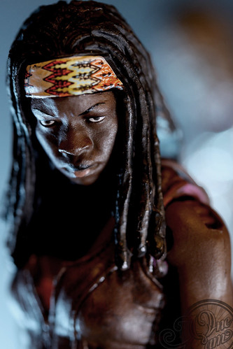 "Michonne ""Walking Dead"""