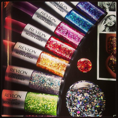 These look fun! #revlon #nailart
