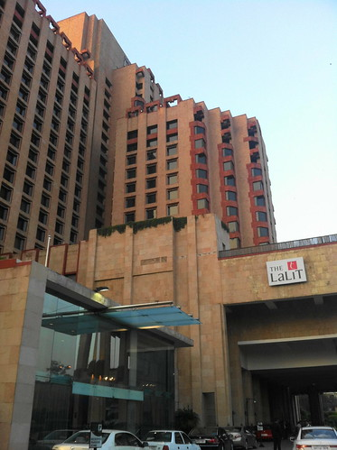 The Lalit Hotel at New Delhi