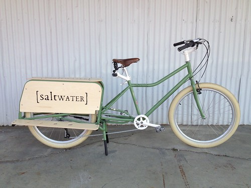 Xtracycle Customs - Saltwater Restaurant Bike