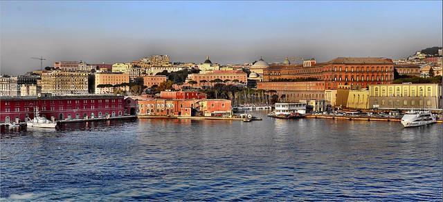 Naples Panorama. Nikon D3100. DSC_0109-0115.