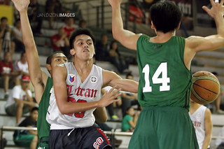 9th FMC Collegiate Open Cup: CSB Blazers-A vs. Letran Knights, Mar. 2, 2013