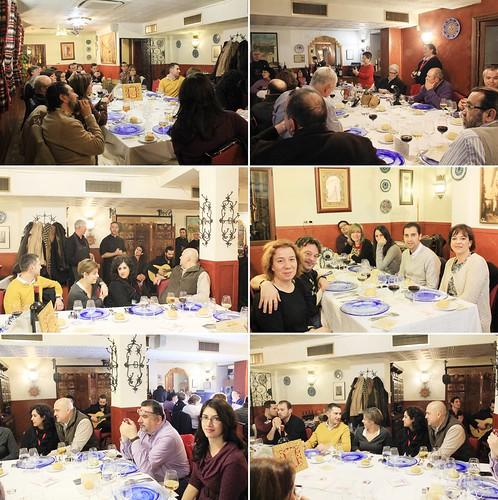 Restaurante Sevilla. Bloggers Gastrotur 2013.1