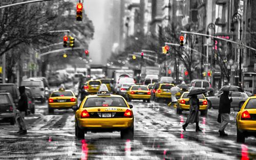 street rain2