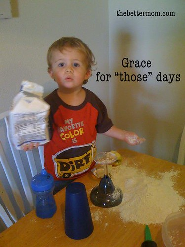grace for those days 2