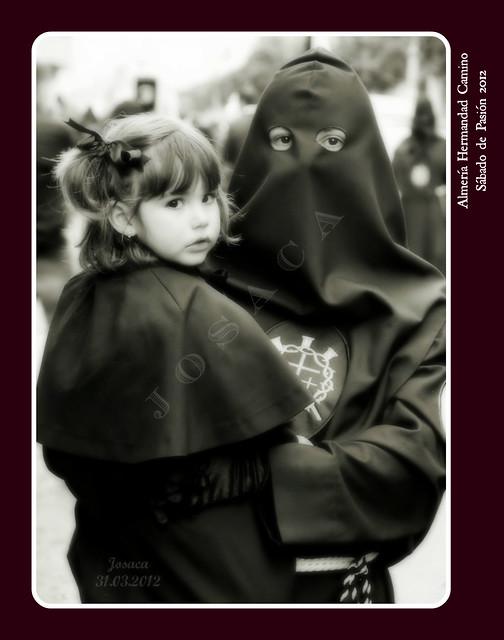 Almería Hermandad Calvario: Sábado de Pasión 2012