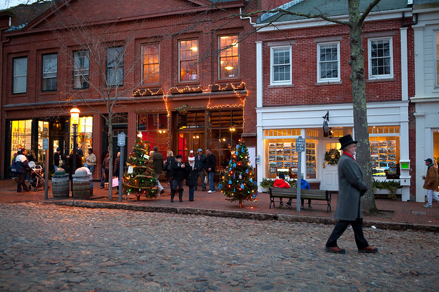Nantucket Holiday Stroll - Nantucket