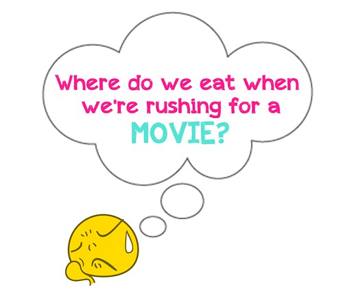 rushing for a movie