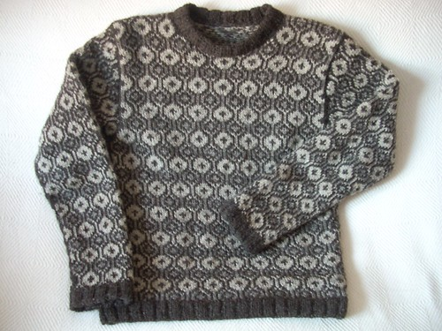 Faroese sweater by Asplund