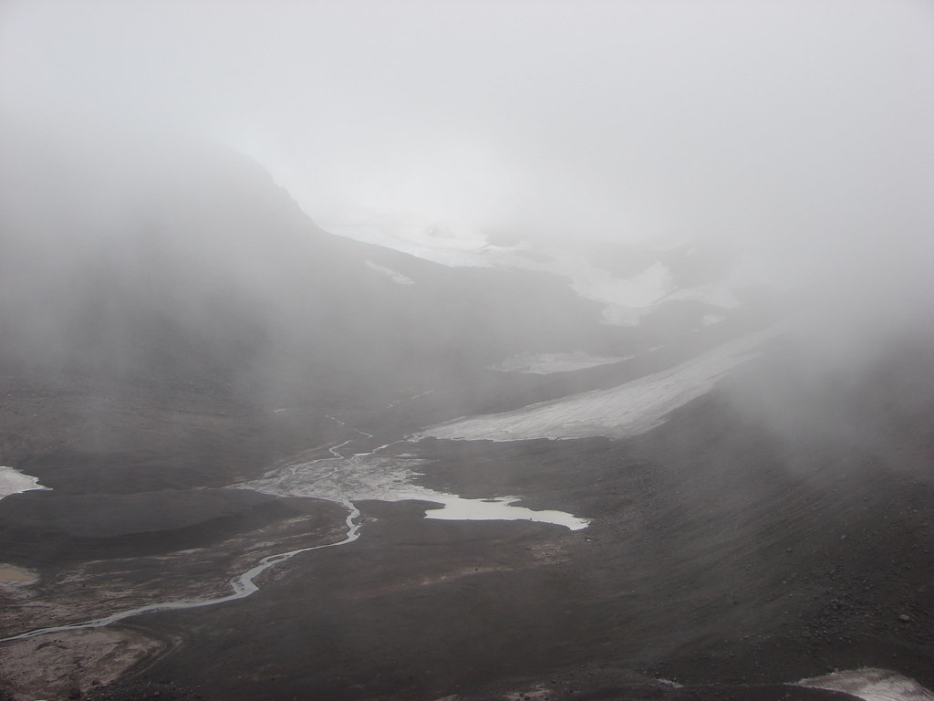 Collier Glacier