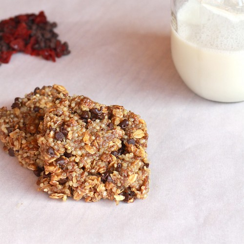 Quinoa-Crumble-Bars