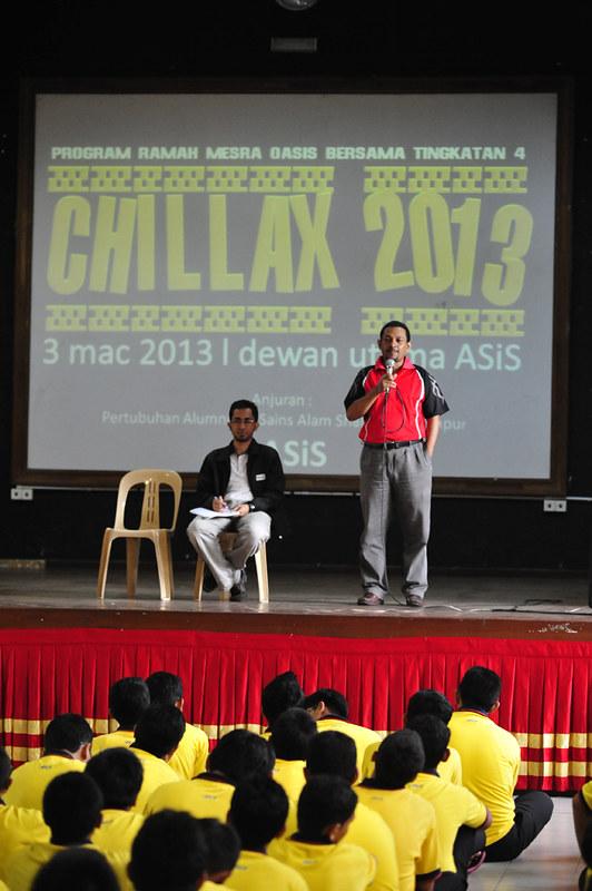 Chillax 2013