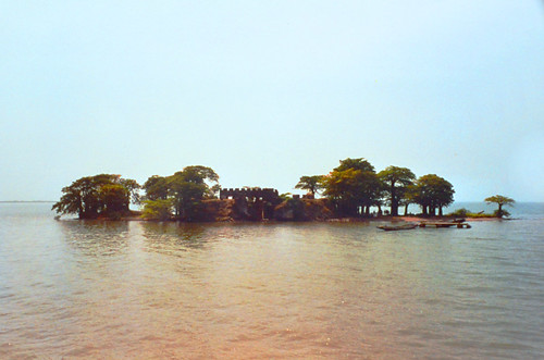 James Island, The Gambia River