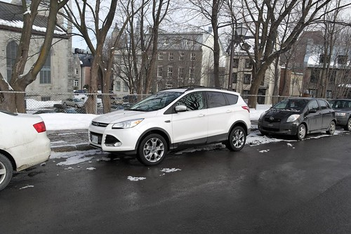 FORD ESCAPE PARK ASSIST