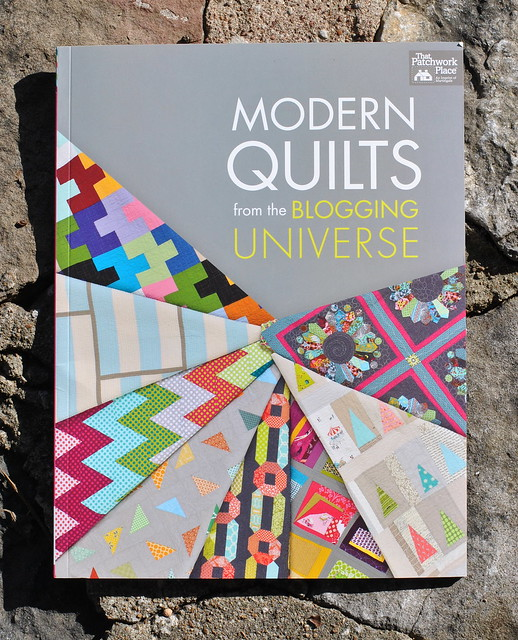 Book Cover: Modern Quilts from the Blogging Universe