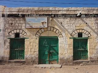 Casa no centro de Berbera
