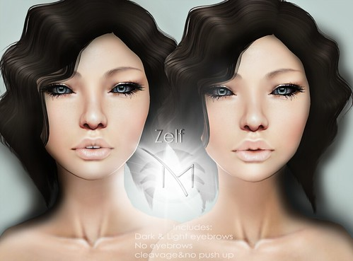 Zelf skins @ Skin fair by ::Modish::