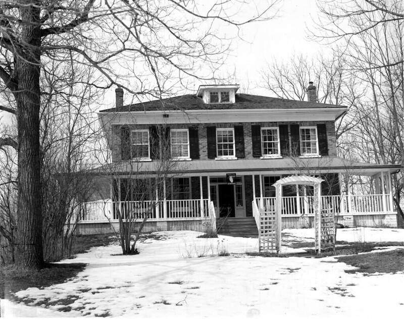 The Backhouse Homestead
