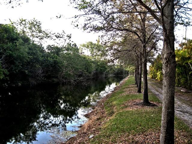196th Av Canal HDR 20130315