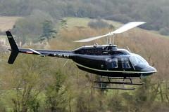 JetRanger G-BLGV