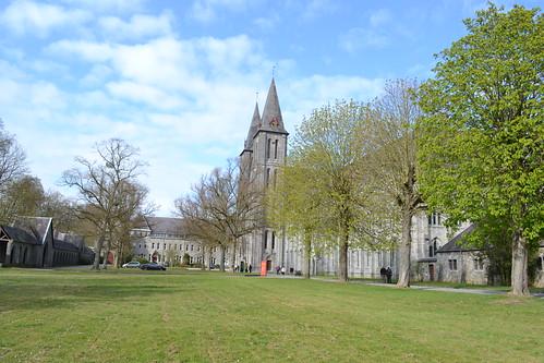 Maredsous Abbey