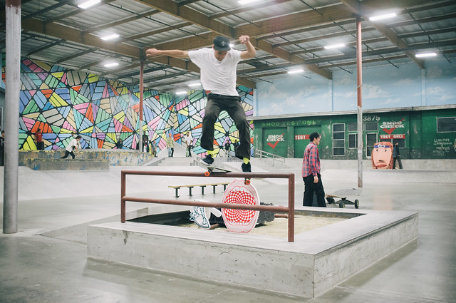 Vans x Active Night @ The Berrics