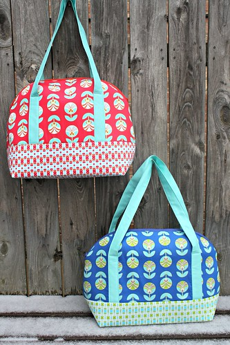 Aeroplane Bags PDF sewing pattern