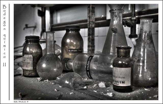 Bodegón quimico II