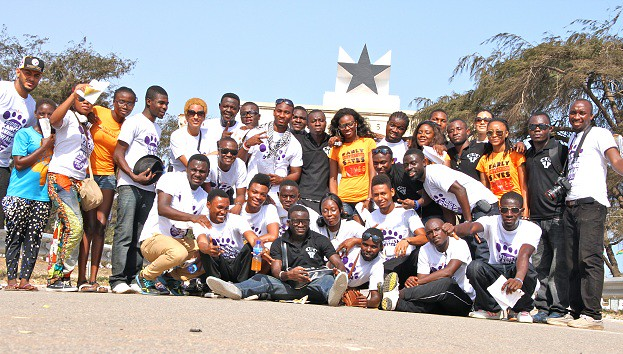 Juliet Ibrahim Foundation Divas Car wash (13)