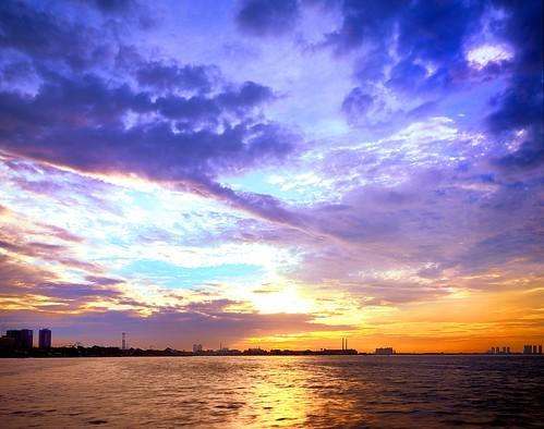 sunset photography day cloudy pinnacle the jakartasunsetvelvia50canhamdlc45oceanindonesia