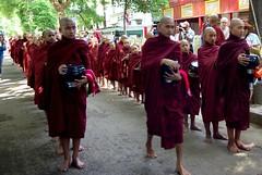 Amarapura, Theravada Monks