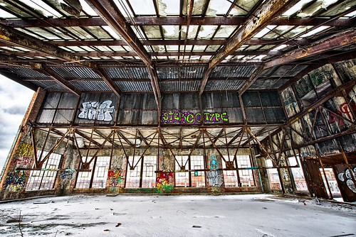 Packard Plant - Detroit, MI
